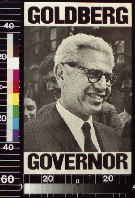Goldberg [for] Governor