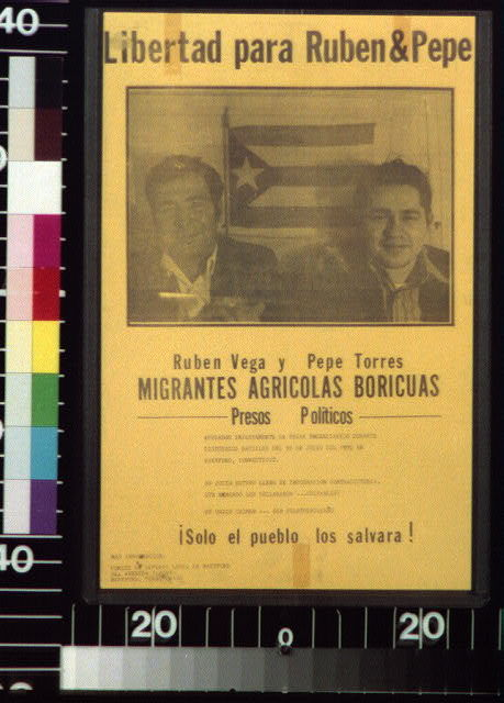 Libertad para Ruben & Pepe