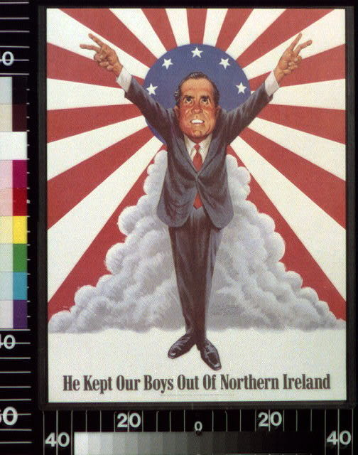 He kept our boys out of Northern Ireland
