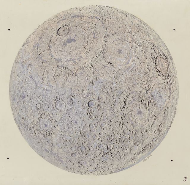 [Maps of the surface of the Moon /