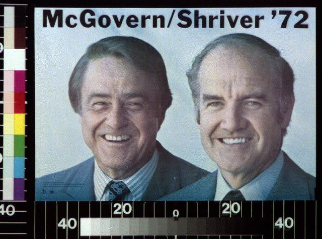 McGovern/Shriver, '72