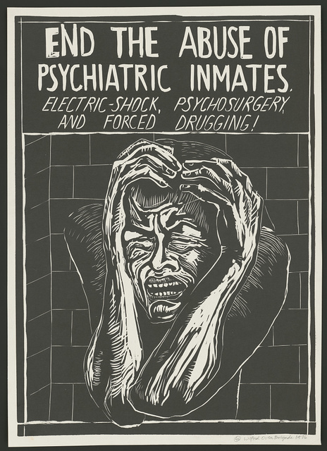 End the abuse of psychiatric inmates