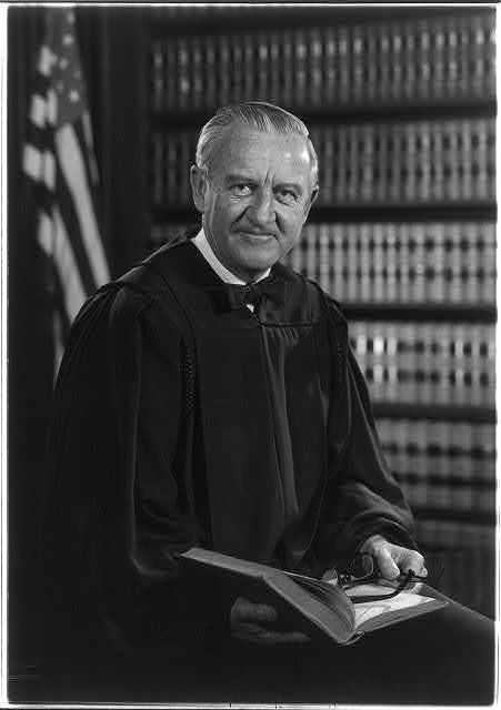 [Official portraits of the 1976 U.S. Supreme Court: Justice John Paul Stevens, III]