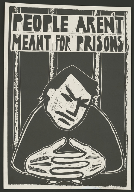 People aren't meant for prisons