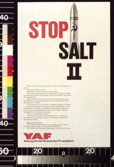 Stop SALT II