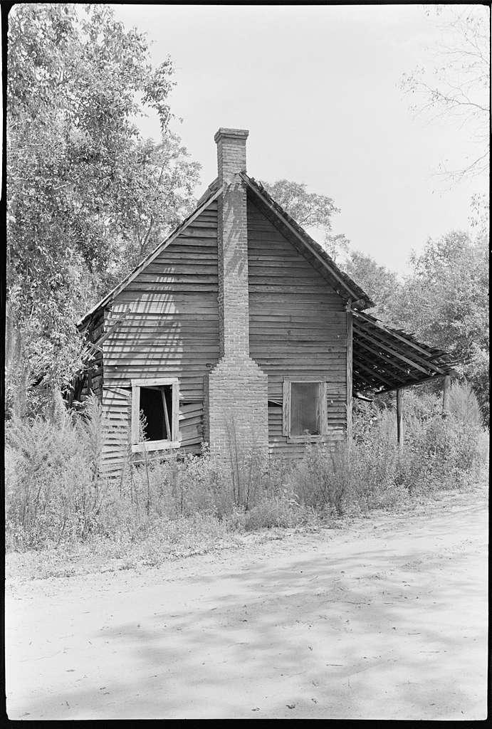 Architecture, Ocilla, Georgia