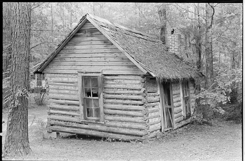 Guy Fuller's cabin, Garrison's Grocery