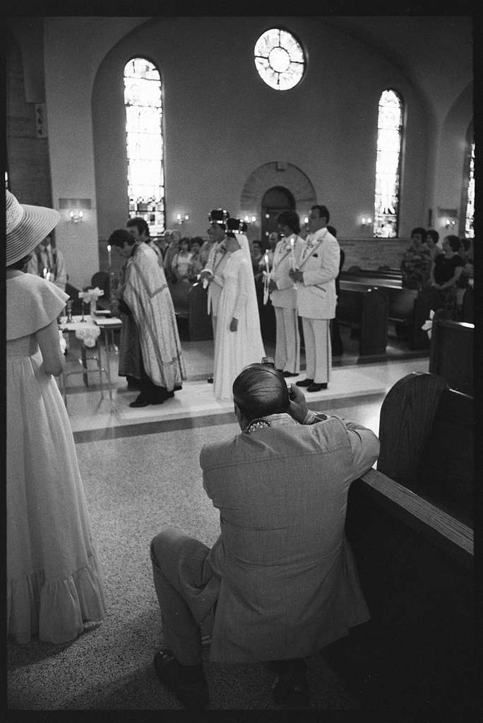 Wedding of Tom Todorovic and Joyce Todorovic at the Holy Resurrection Serbian Orthodox Cathedral, Chicago, Illinois
