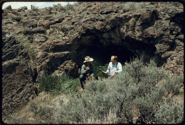 Butch Cassidy's Cave