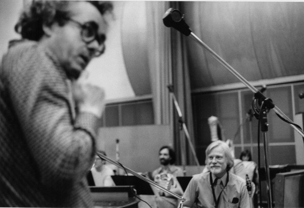 [ Gerry Mulligan and Michel Le Grand - 1978]