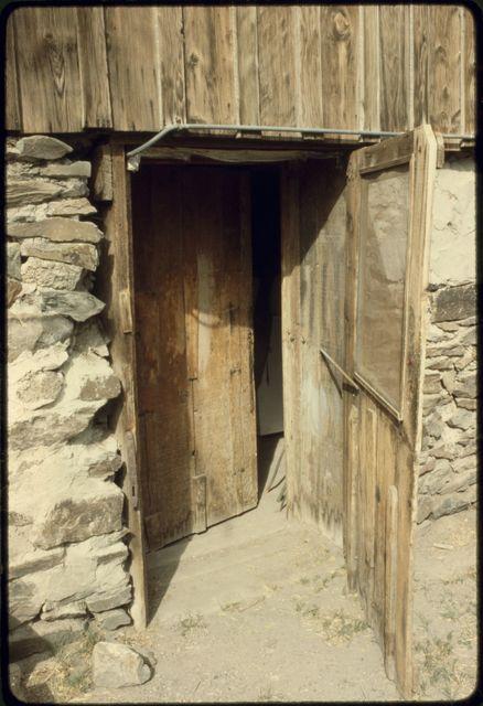 Cellar Door on Bunkhouse, 101 Ranch