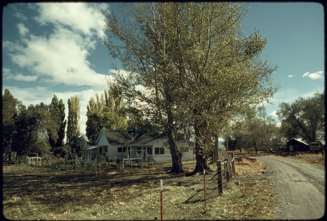 House, Cassinelli Brothers Ranch