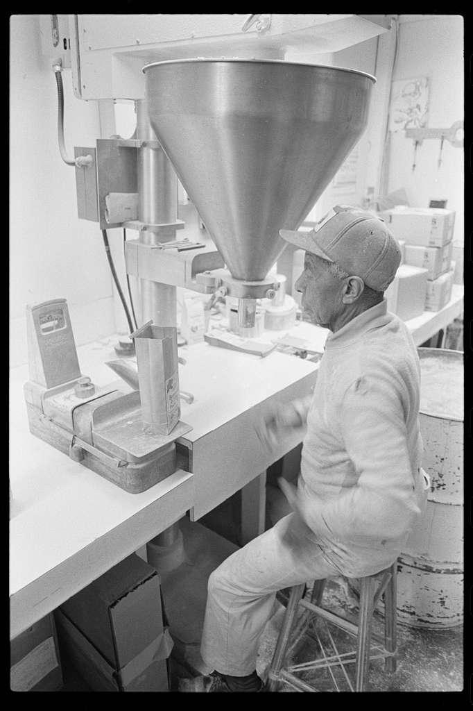 Kenyon Cornmeal Company, Usquepaug, Rhode Island