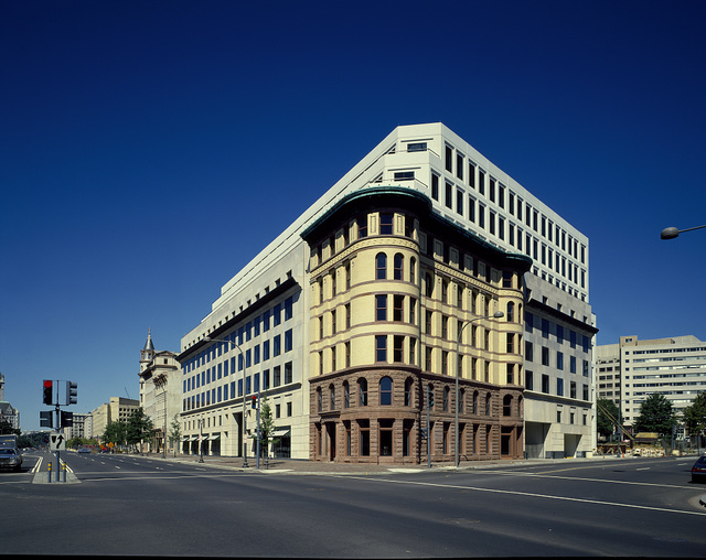 Atlantic Coastline building, Pennsylvania Avenue, Washington, D.C.