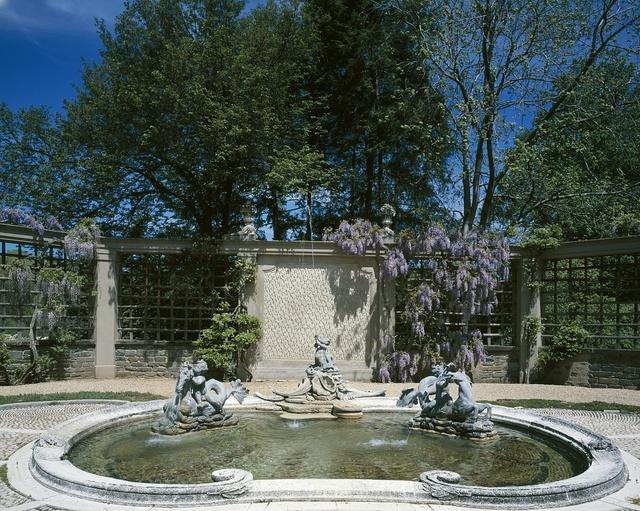 Dumbarton Oaks Garden, Washington, D.C.