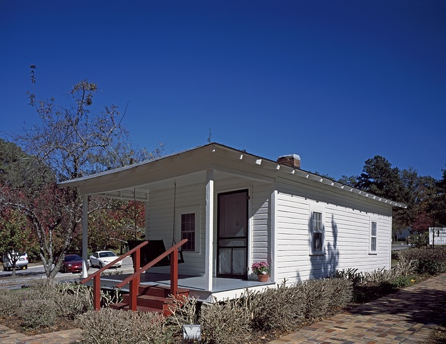Elvis Presley's birth home in Tupelo, Mississippi