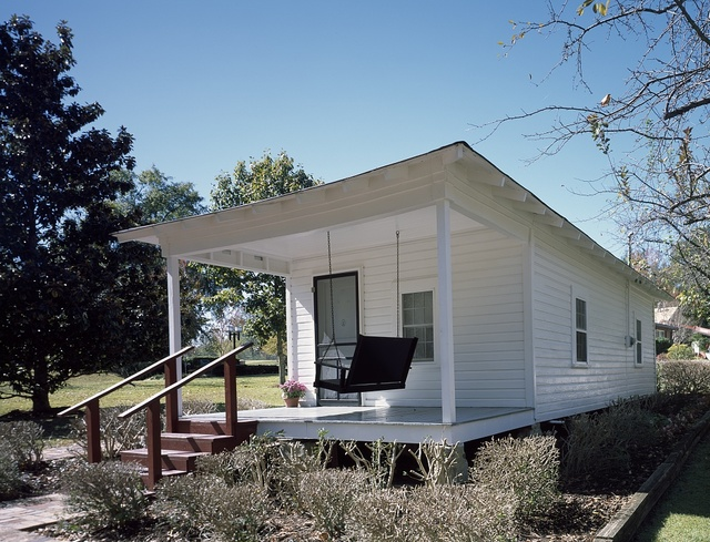 Elvis Presley's birthplace, Tupelo, Mississippi