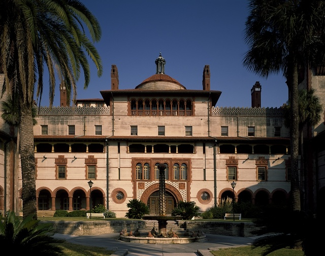 Flagler College, St. Augustine, Florida