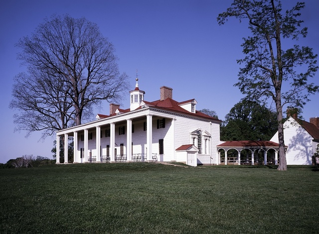 George Washington's estate, Mount Vernon, Virginia