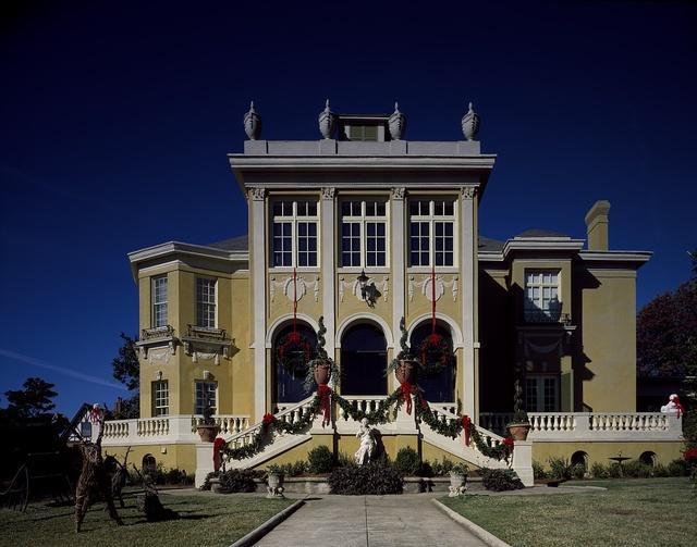 Historic house, Macon, Georgia