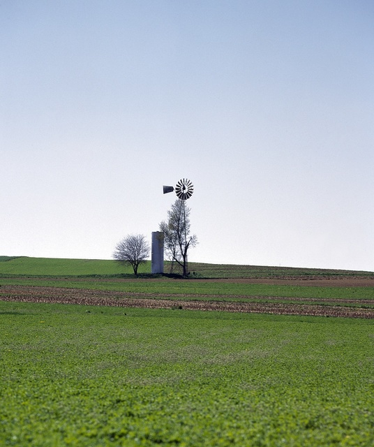"""In """"Amish Country,"""" Lancaster County, Pennsylvania"""