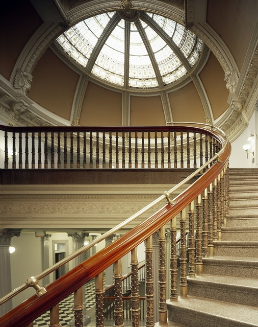 Inside the Old Executive Office Building, Washington D.C.