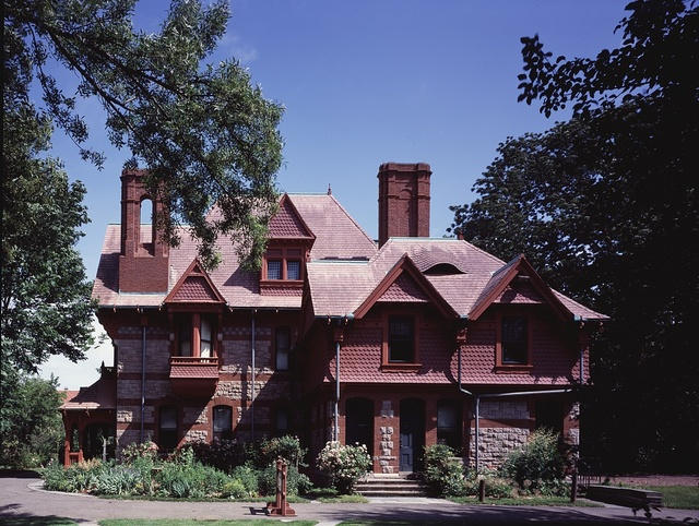 [Katharine Seymour Day house, Hartford, Connecticut]