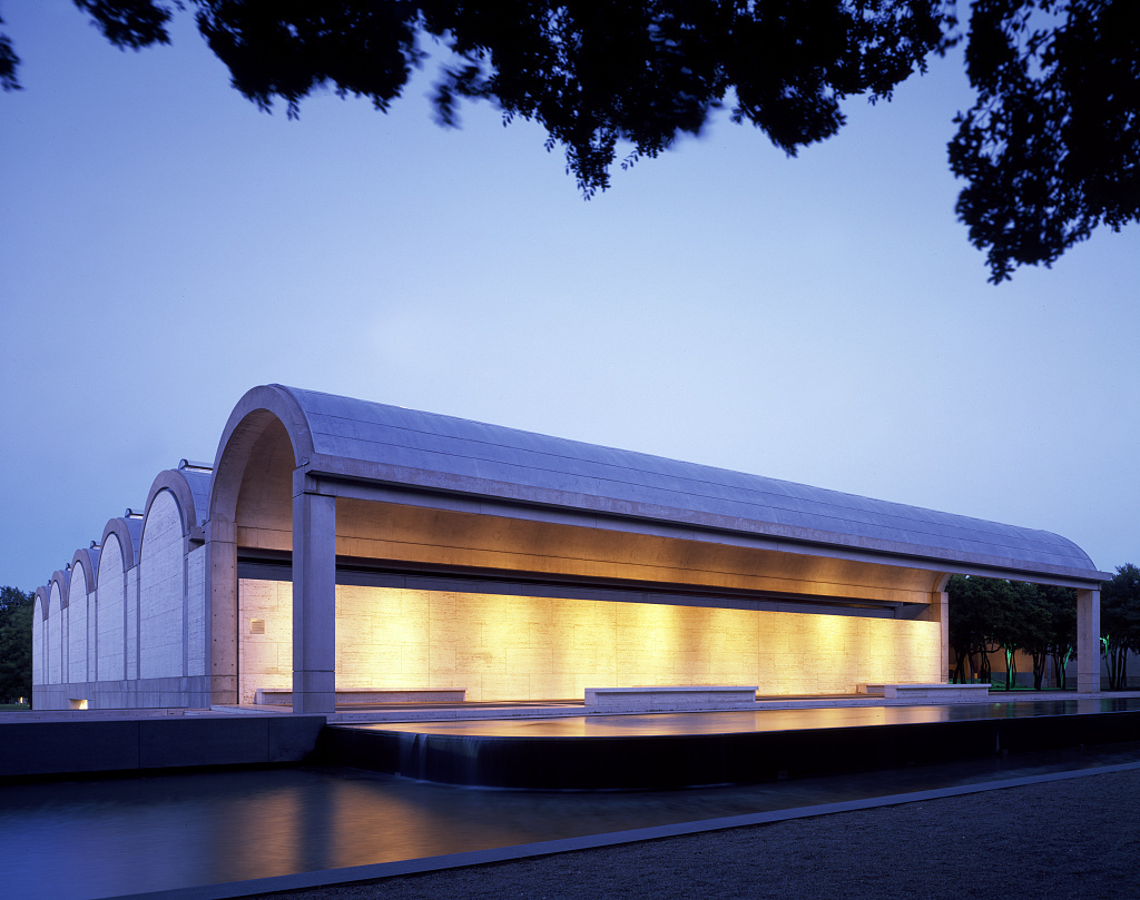 Kimbell Art Museum, Fort Worth, Texas