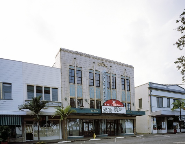 [Kress Cinemas, Hilo, Hawaii]