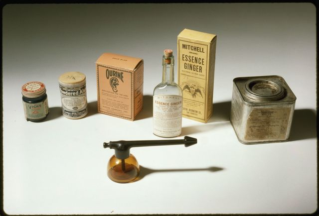 Medicinal Containers
