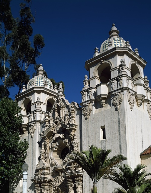 MIssion Dolores in San Francisco, the oldest standing building in California
