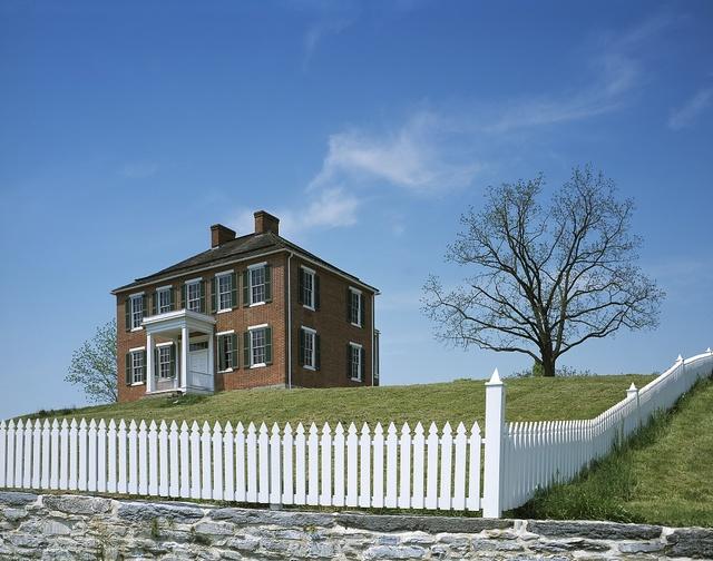 Pry House, Union Headquarters at Battle of Antietam, Maryland