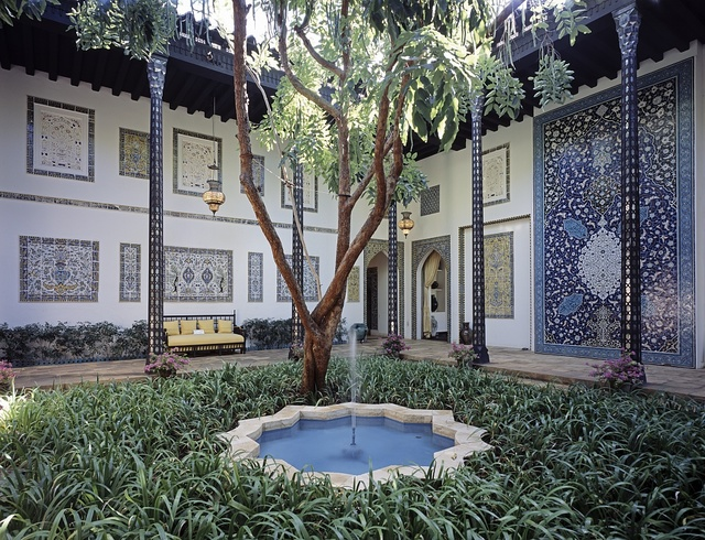 Shangri La, home of American philanthropist Doris Duke, Honolulu, Hawaii
