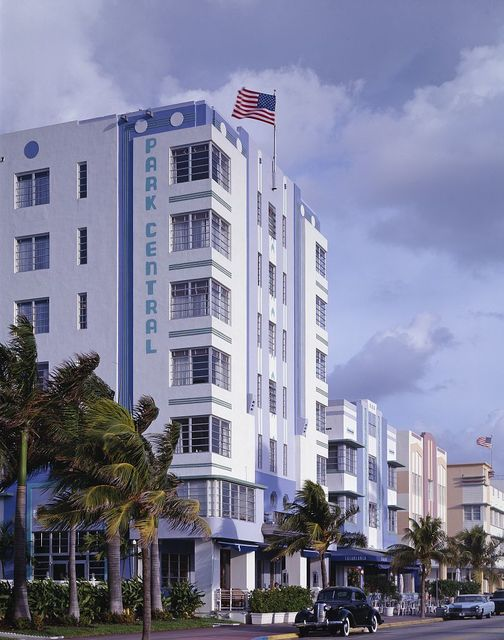 South Beach Row, South Beach, Florida