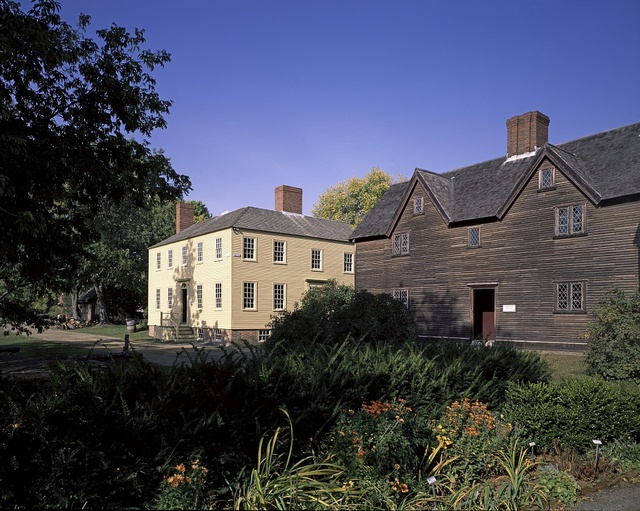 Strawbery Banke Museum, Portsmouth, New Hampshire