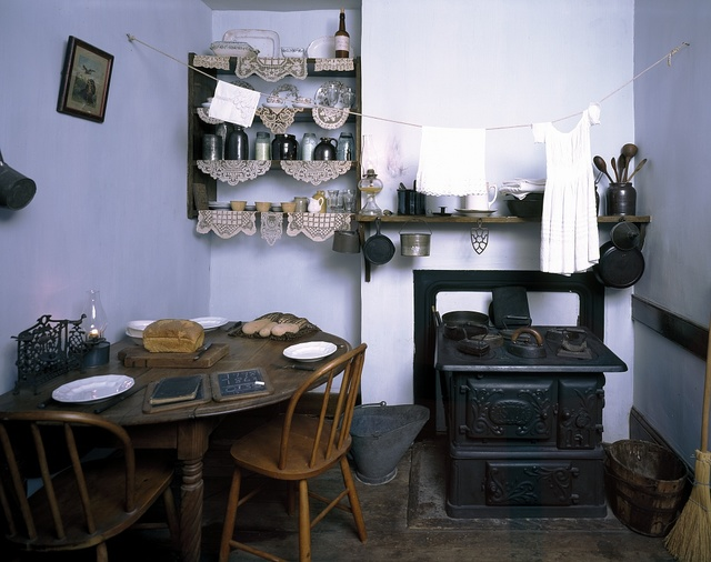 Tenement Museum, located on the Lower East Side of Manhattan at 97 Orchard Street, New York, New York