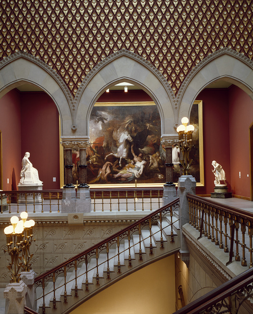 The Pennsylvania Academy of the Fine Arts is a museum and art school in Philadelphia, Pennsylvania