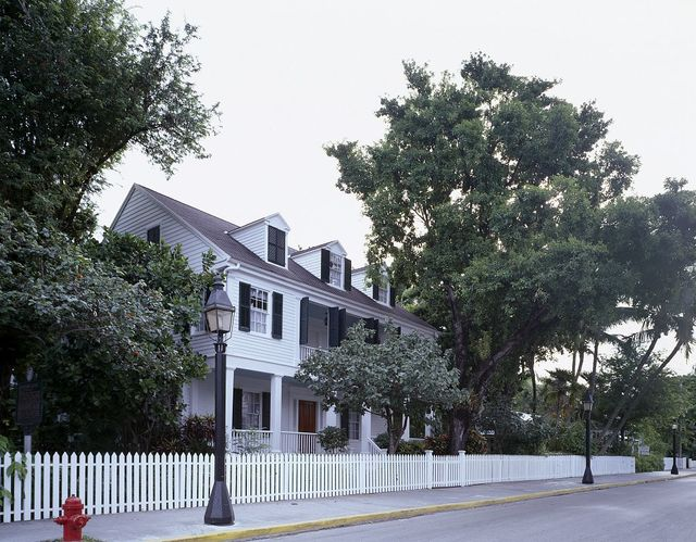 "Truman's ""Little White House,"" Key West, Florida"