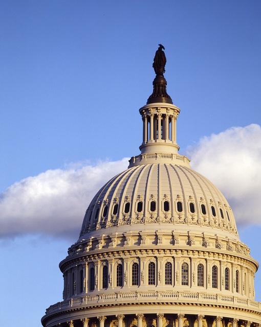 U.S. Capitol dome, Washington, D.C.