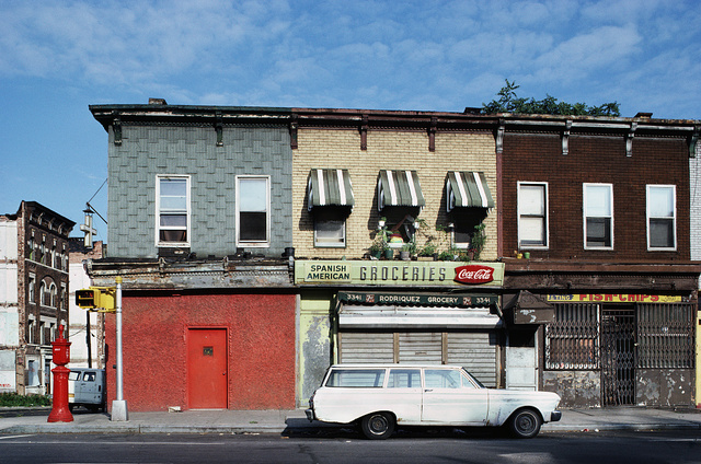 3344 Third Ave., Bronx, 1981