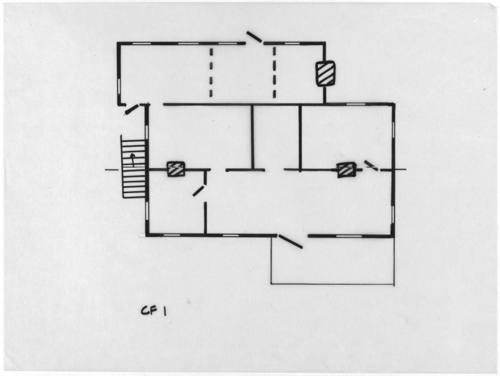 House Plan, Pedroli Ranch