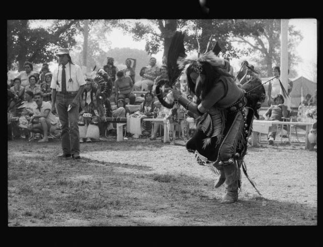 Traditional Male Dancer