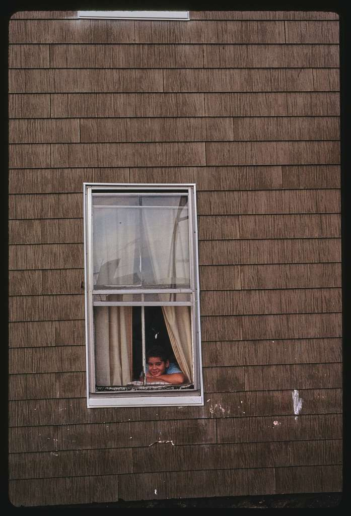 Felix Luna's apartment building, Lowell, Massachusetts