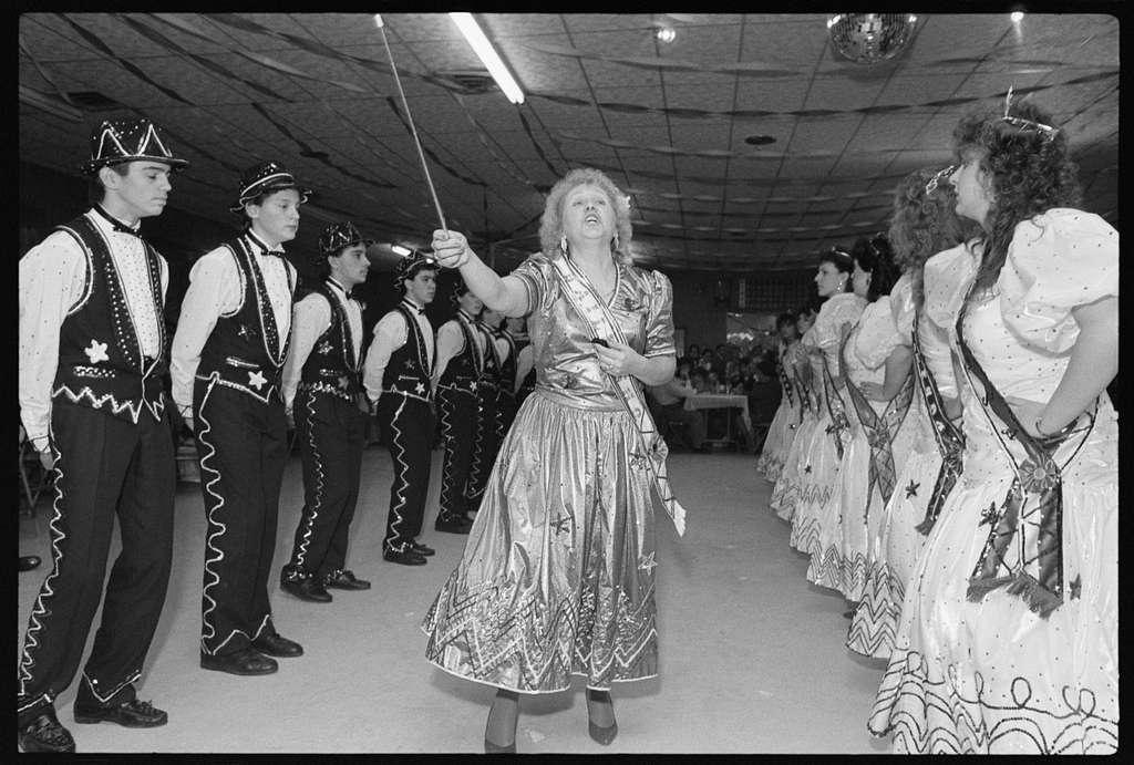 Carnaval celebration, Holy Ghost Society, Lowell, Massachusetts