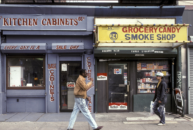 65 East 125th St., Harlem, 1990
