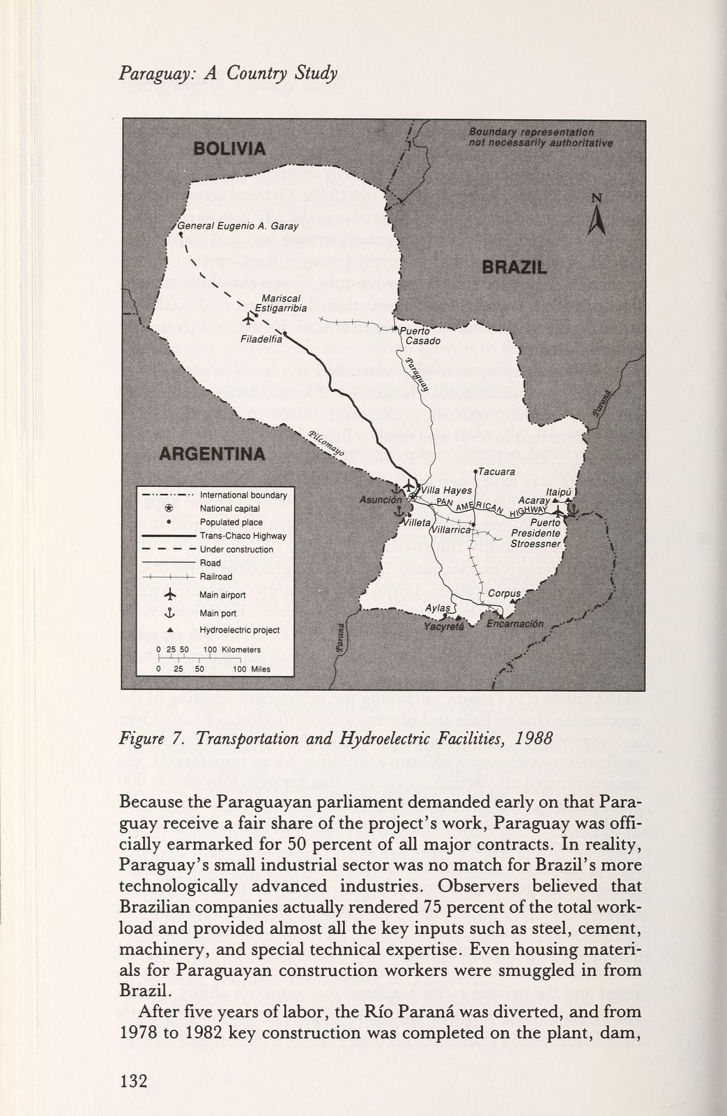 Paraguay : a country study /