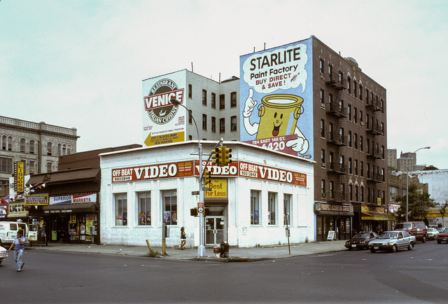 Prospect Ave. at E. 149th St., South Bronx, 1992