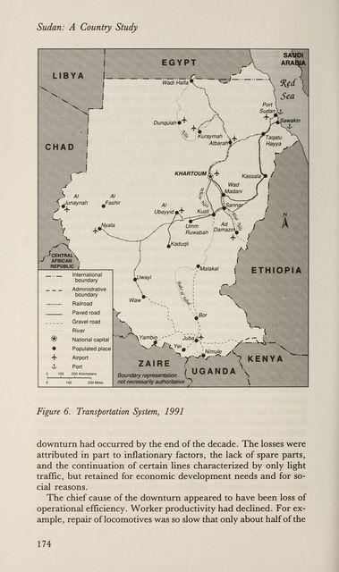 Sudan : a country study /