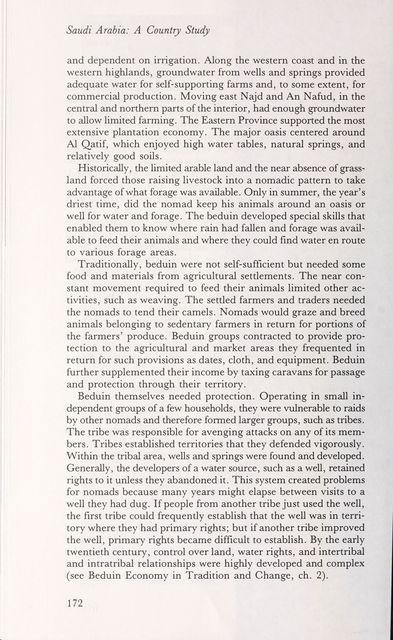 Saudi Arabia : a country study /