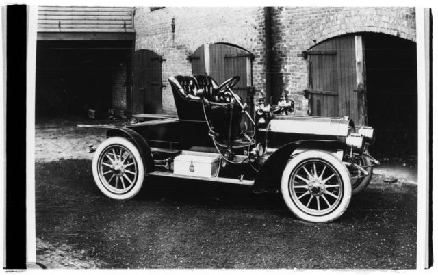 Conover motor car made by Watson in 1912.